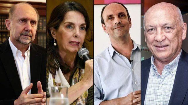 Postulantes. Perotti y Bielsa definirán quién es el candidato del PJ. Para Corral y Bonfatti