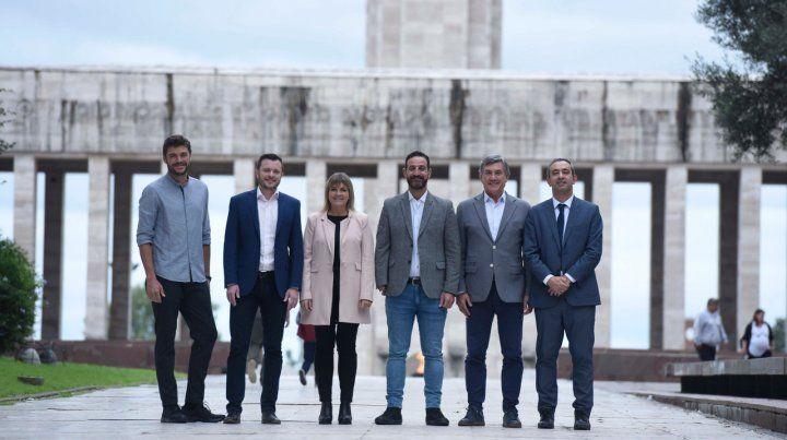 En la víspera. La oferta.electoral rosarina presenta dos internas: Irizar vs. Javkin y López Molina vs. Boasso. Sukerman y Monteverde no tienen competencia en sus frentes.
