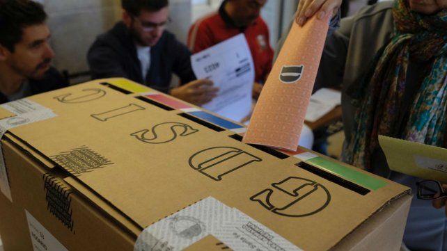 La provincia destacó que se vota con normalidad en todas las localidades