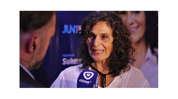 Norma López criticó al ministro de Justicia por demorar la difusión de los resultados