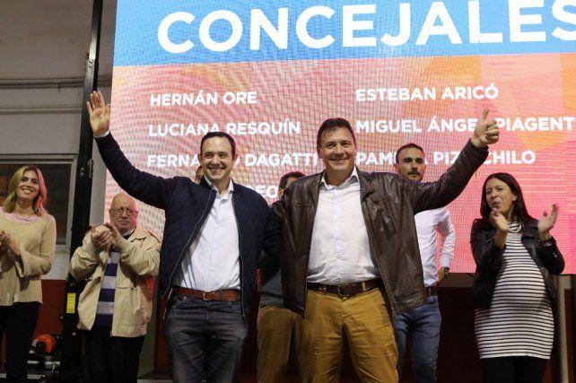 Raimundo fue el más votado para la intendencia en San Lorenzo