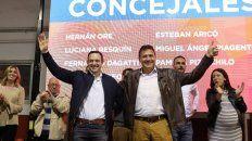 raimundo fue el mas votado a intendente en san lorenzo
