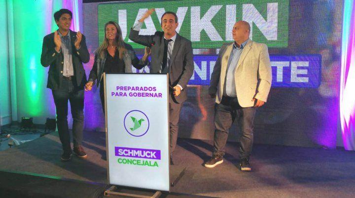 Javkin dijo que gana la interna del Frente Progresista y pidió que se acelere el escrutinio