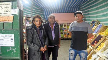 Respuesta. La madre, el padre y el hermano de Marisa Marttinoti negaron las acusaciones que les formulara.