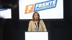 La actual intendenta de Rosario logró un gran apoyo popular.