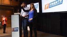 La periodista Susana Rueda ganó la interna del Frente Progresista y fue la más votada en su categoría.