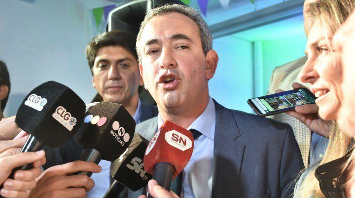 Javkin: Competimos con la convicción de que lo mejor que le podría pasar al Frente era renovarse