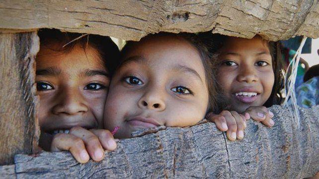 Sin derechos. Entre 2017 y 2018 unos 600 mil niños de 0 a 17 años cayeron debajo de la línea de la pobreza.