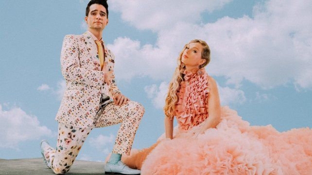 Dupla. Taylor Swift y Brendon Urie.