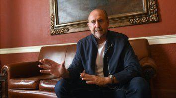 Mantener la diferencia. Perotti dijo que buscará el apoyo de los que votaron en blanco o no votaron.