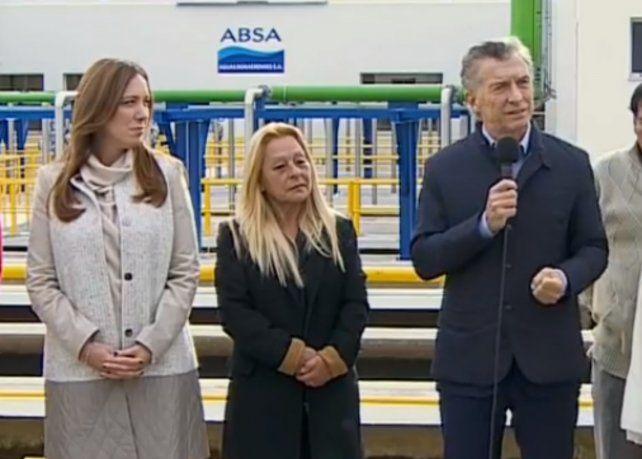 El presidente Mauricio Macri criticó duramente a los gremios que convocaron al paro general.