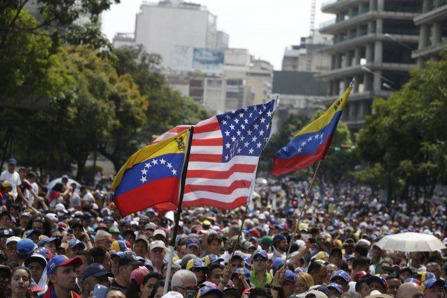 Estados Unidos y Rusia se acusan por su injerencia en asuntos de Venezuela