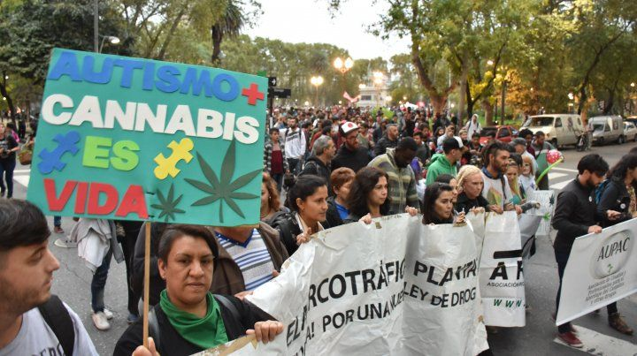 Se viene una nueva Marcha de la Marihuana
