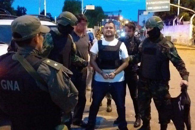 Cayó en Bolivia ex edil salteño que lideraba una banda narco