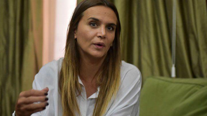Aseguran que no existe posibilidad jurídica de bajar la lista de Amalia Granata