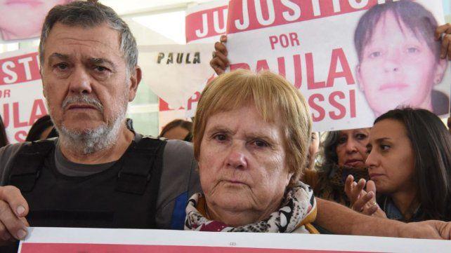 Alicia y Alberto Perassi