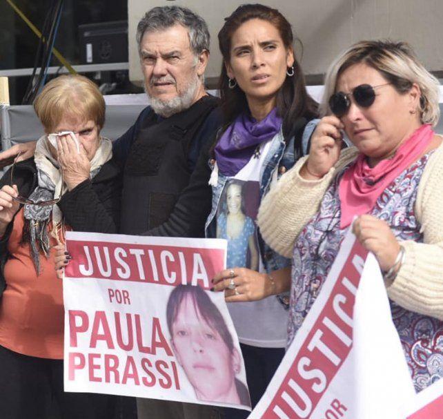 Alberto Perassi aseguró que su hija hoy volvió a desaparecer