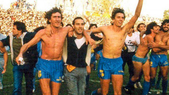 Central quiere volver a gritar campeón un 2 de mayo como en el 1987