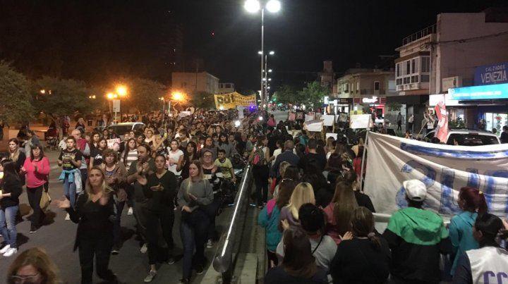 San Lorenzo se movilizó por el fallo que absolvió a los acusados en la causa Perassi