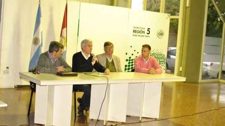 Integrada. La gestión de la cuenca se realiza entre las provincias de Córdoba