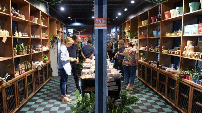 Charla sobre celiaquía en el Mercado del Patio