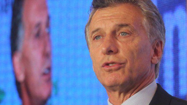 Macri se puso al frente de la negociación