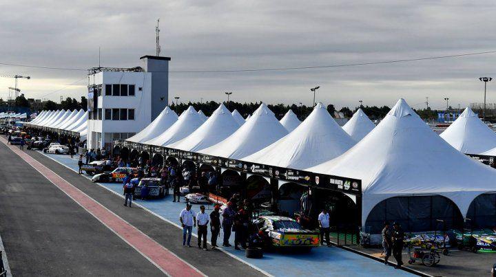 El desembarco del Turismo Carretera en Rosario ya es una realidad.