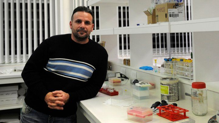 En la mira. Claudio Fernández es un reconocido investigador pero ahora también es el centro de serias denuncias.