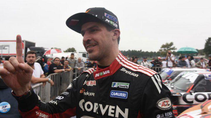 El Misil Rossi fue el más rápido en Rosario.