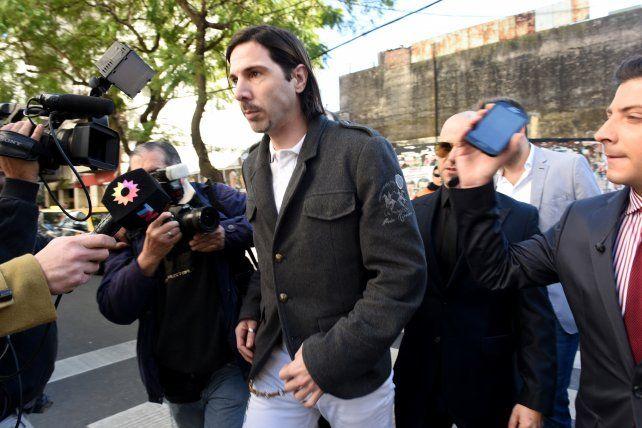 Condenado. Javier Bazterrica.