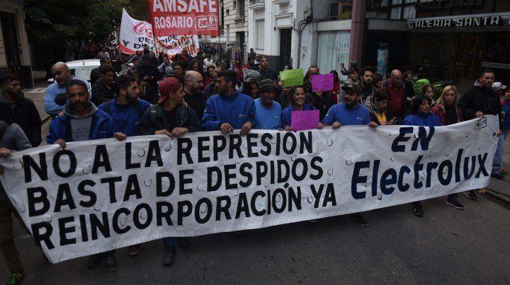 La Justicia rechazó el desalojo de los trabajadores de Electrolux