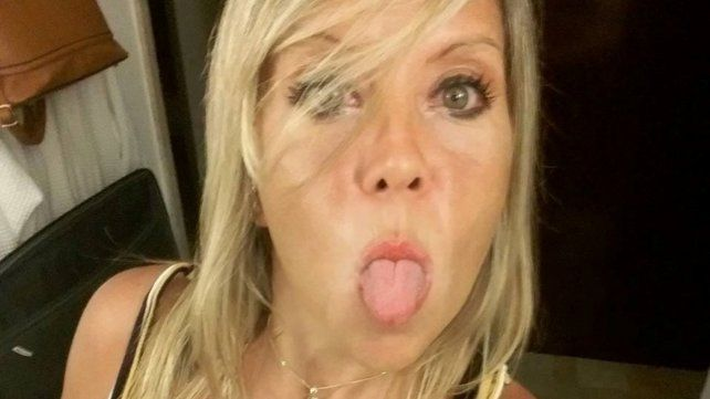 La argentina Lorena Mazzeo.