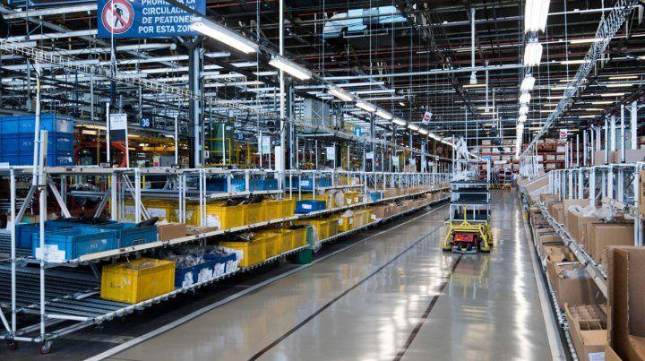 La producción industrial de la provincia cayó casi 16 por ciento interanual en marzo