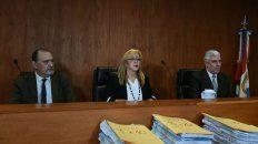 Los jueces que deberán dictar una sentencia por la tragedia de Salta 2141.
