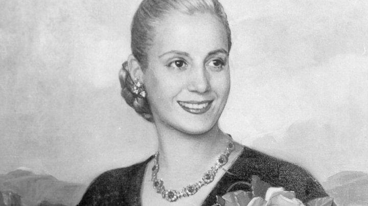 Presentan proyecto para declarar Honoris Causa Post Mortem a Eva Perón en la UNR