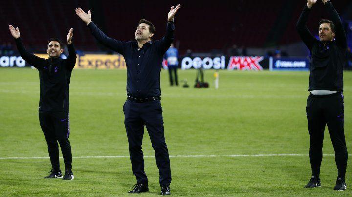 Pochettino llevó al Tottenham a la final de la Champions