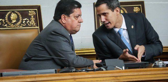 La policía política de Venezuela detuvo al número 2 de Guaidó