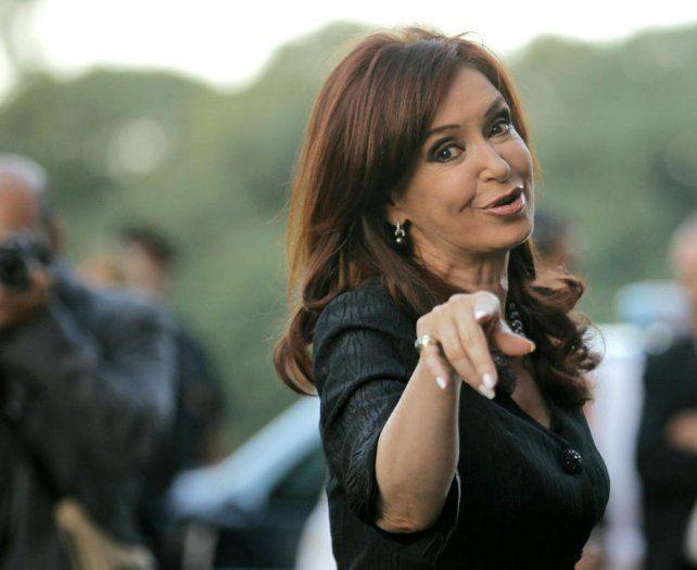 Confirmaron el procesamiento a Cristina por documentos históricos