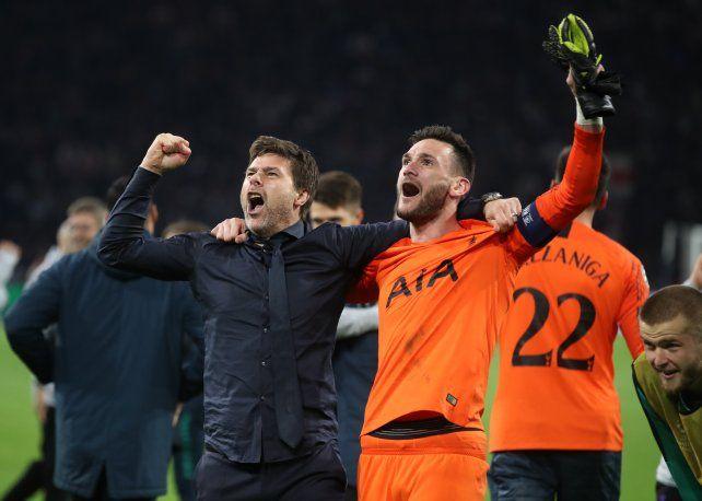 Otra hazaña: Tottenham dio el golpe