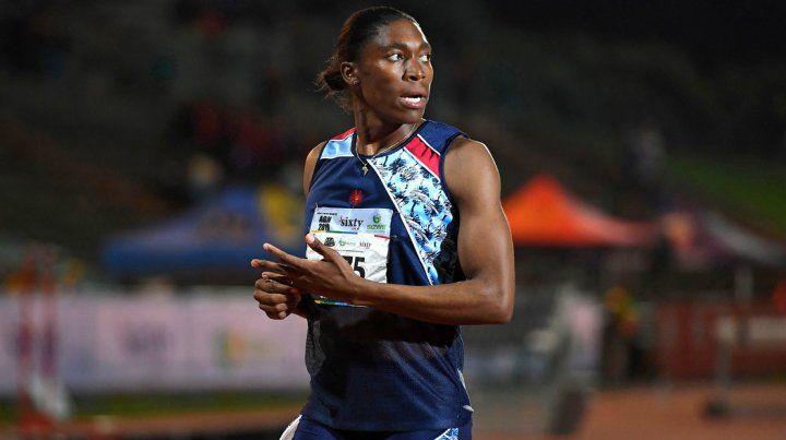 Atletismo: Intersexualidad en foco