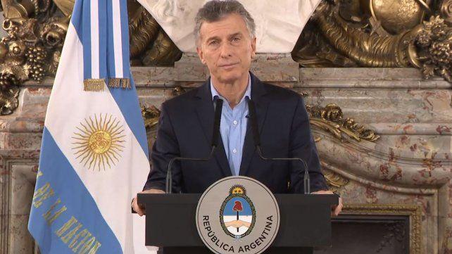 Macri decretó dos días de duelo nacional por la muerte del diputado Olivares
