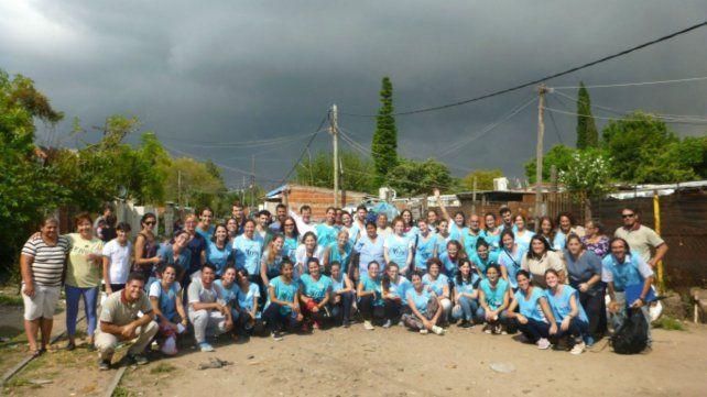 Ríe pibito, opción de vida saludable para comunidades en situación de pobreza