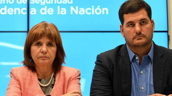 Bullrich confirmó que el objetivo concreto del atentado fue Yadón y no el diputado Olivares