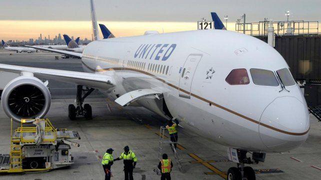 United incorporó más vuelos