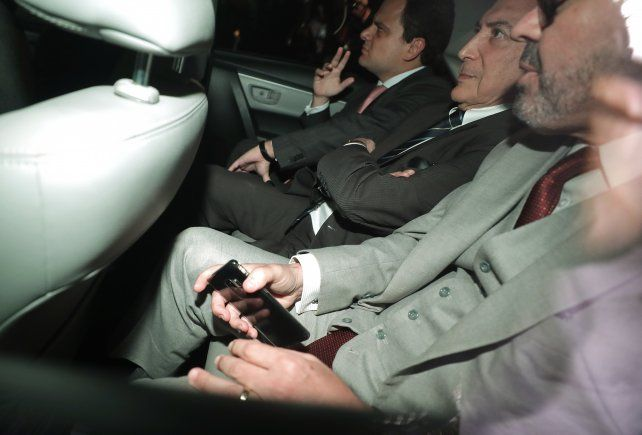 El ex presidente Temer volvió a prisión por un caso de coimas millonarias