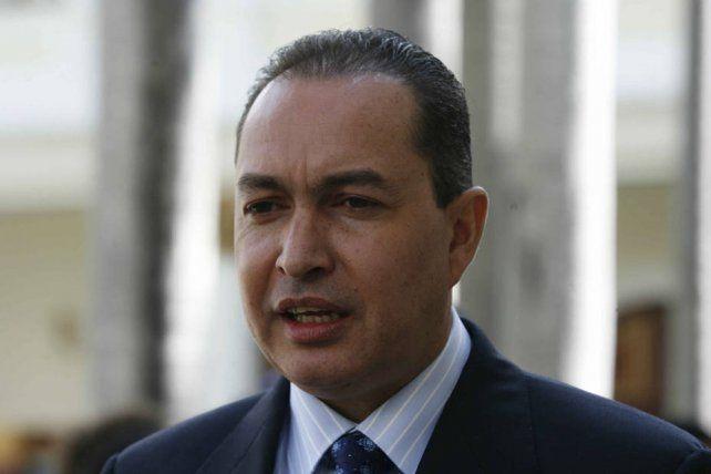 Un diputado venezolano buscó refugio en la embajada argentina