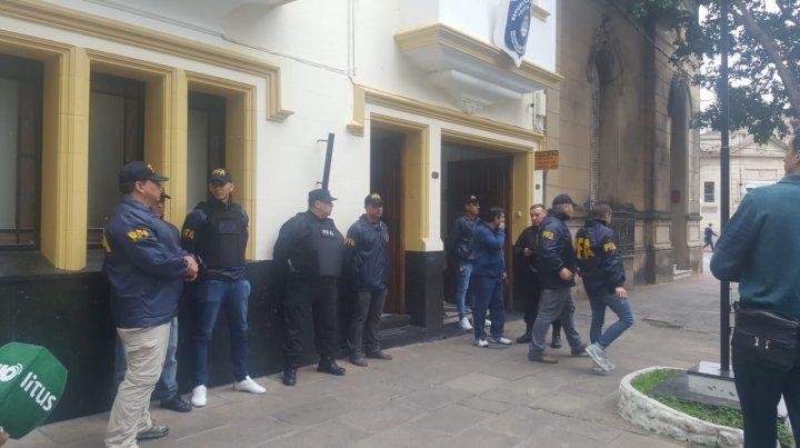 Detienen al jefe de la Policía Federal de Santa Fe por una causa de narcotráfico