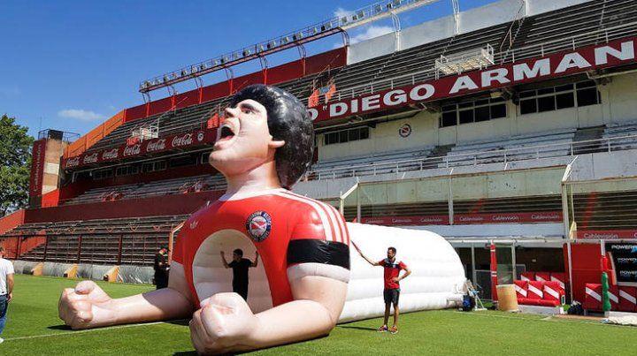 Esculturas inflables