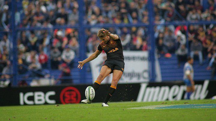 Rugby: Jaguares va por la  madrugada