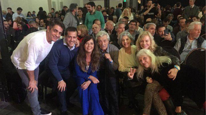 Quiénes fueron los invitados VIP a la presentación del libro de Cristina